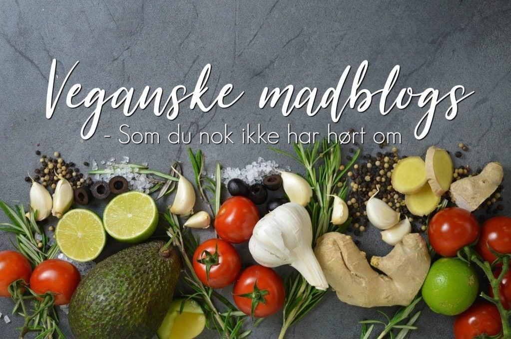 5 danske veganske madblogs, du nok ikke har hørt om! - Link love