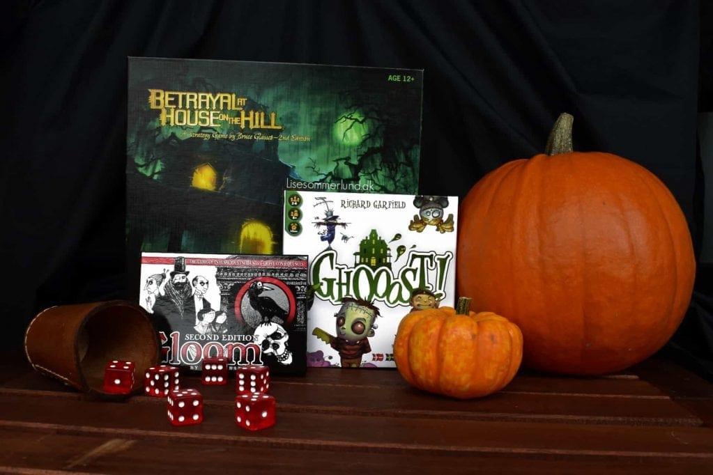 Halloween game night – 3 Halloween inspirerede spil og GIVEAWAY! (afsluttet)