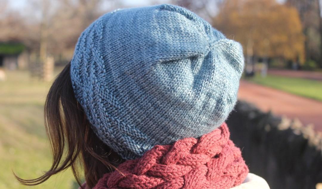 Bonnet Go Hat - Andrea Mowry