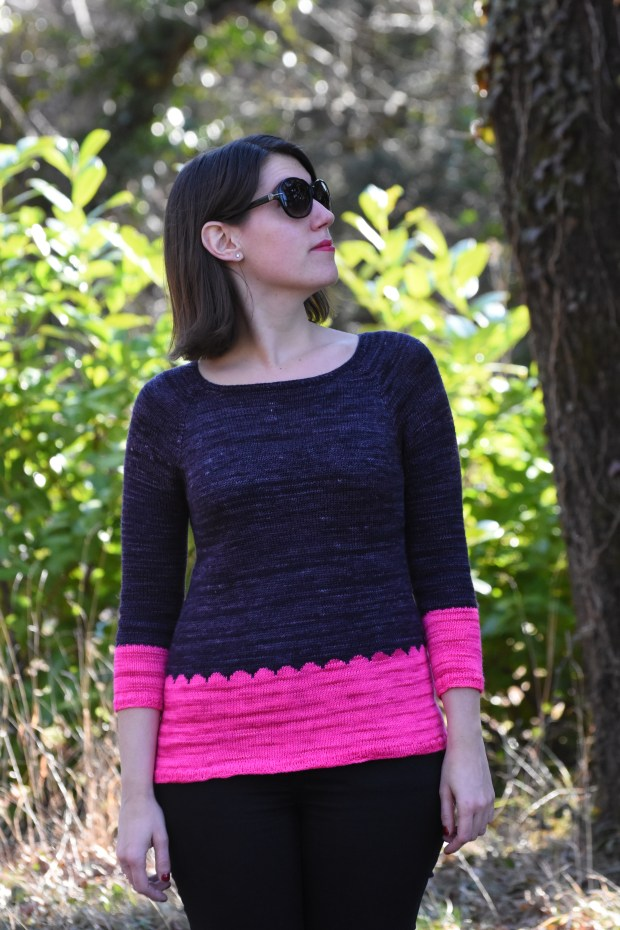 Pull Snowdancer - NCL Knits