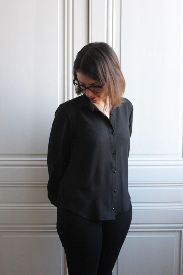 Archer button up shirt - Grainline Studio
