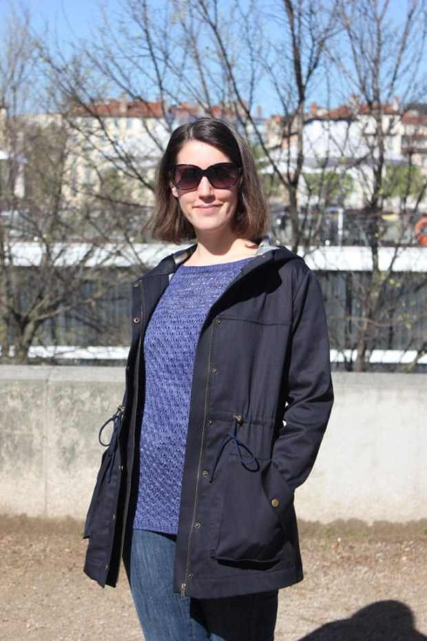 Kelly Anorak - Closet case patterns