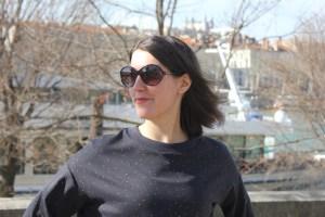 Sweat Granite - Dessine moi un patron - Blog couture