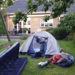 Voor het eerst kamperen, zouden we dat wel doen?