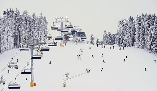 Op wintersport naar Winterberg is niet sneeuwzeker Lisette Schrijft