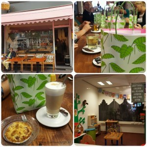 bakker suikerbuik kinderfeestje koffie drinken Delft gebak gezellig Lisette Schrijft