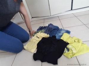 shoplog uit de wasmand Lisette Schrijft