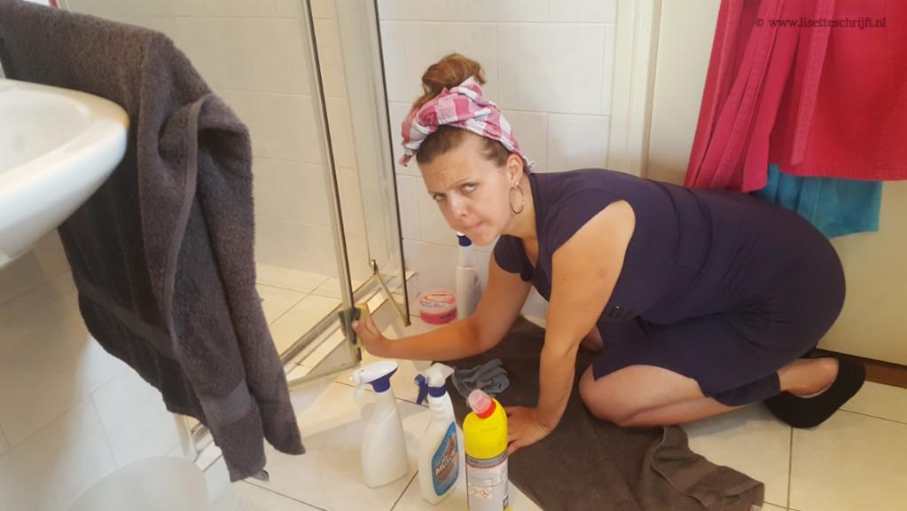nieuwe badkamer wensen Lisette Schrijft