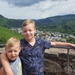 Lisettes weekoverzicht: vakantie in Saarburg, Duitsland