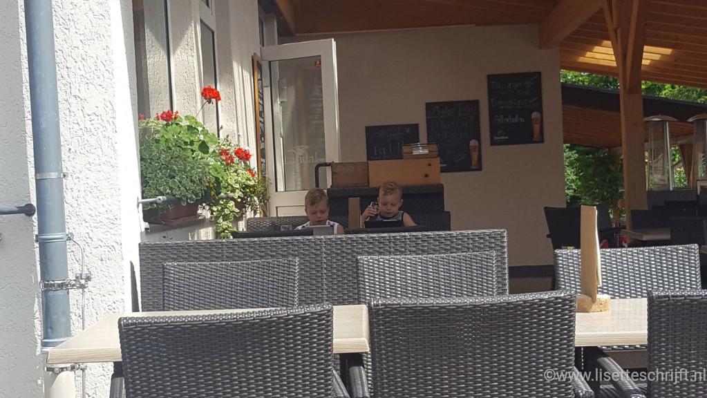 gratis Wifi Landal de Warsberg Saarburg Lisette Schrijft