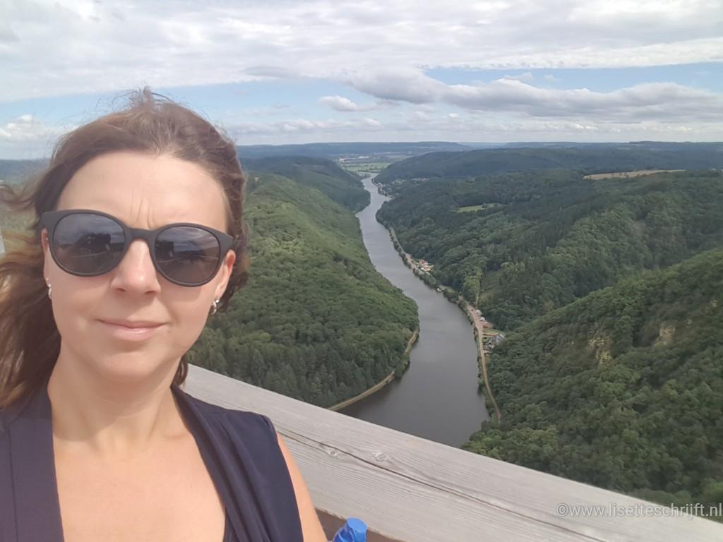 Saarschleife Lisette Schrijft