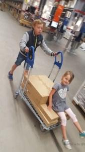 een uitje naar Ikea in de vakantie Lisette Schrijft
