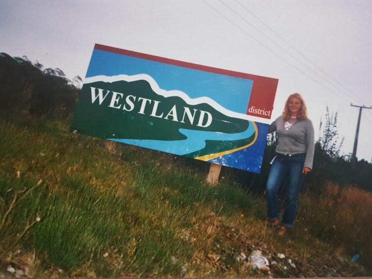 het westland in nieuw-zeeland lijkt niet op ons Westland