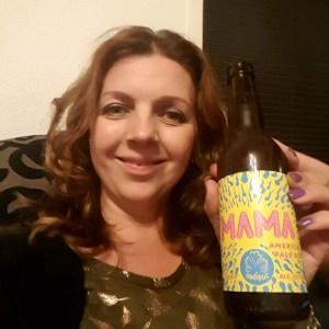 speciaal mama bier te koop bij de supermarkt Lisette Schrijft