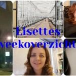 Lisettes Weekoverzicht: weinig slapen, veel Netflix