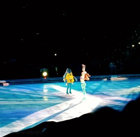 ariel disney on ice Lisette Schrijft