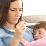 Ik schiet gigantisch in de stress als mijn kind ziek is