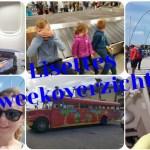 Lisettes weekoverzicht: terug naar het normale leven