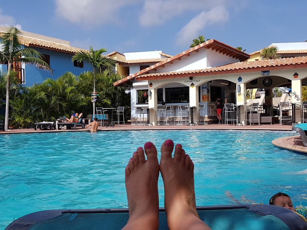 rotopmerkingen over je luxe vakantie curacao Lisette Schrijft