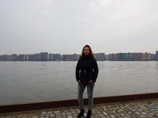 Amsterdam nog geen ijs op het ij Lisette Schrijft