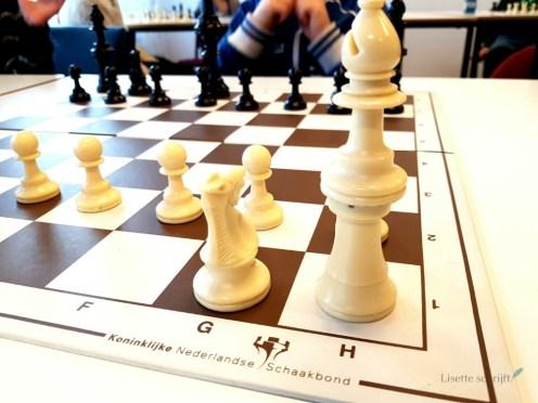 schaken met kinderen in de voorjaarsvakantie Lisette Schrijft