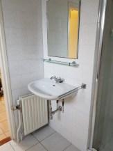 badkamer nieuwe gootsteen Lisette Schrijft