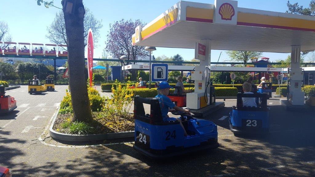 verkeerspark in Legoland Denemarken Lisette Schrijft