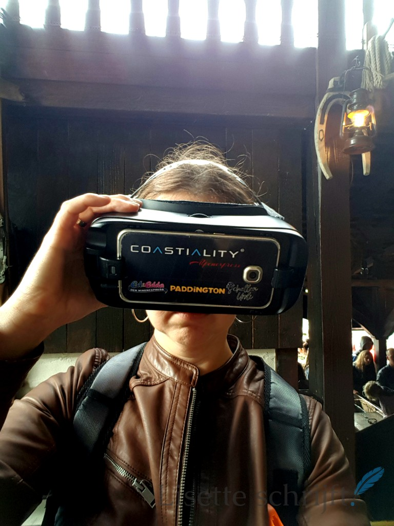 achtbaan met VR-bril in Europa-Park Lisette Schrijft