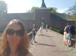 de poort van de kasteetuinen in arcen Lisette Schrijft