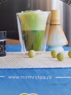 matcha groene thee van Mr en Mrs Tea uitproberen Lisette Schrijft