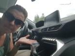 rijden in een automaat Lisette Schrijft