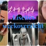 Lisettes weekoverzicht: ontbijt, tennis, ballet en kanovaren