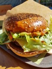 Jammie, de Maestro Burger Guacamole