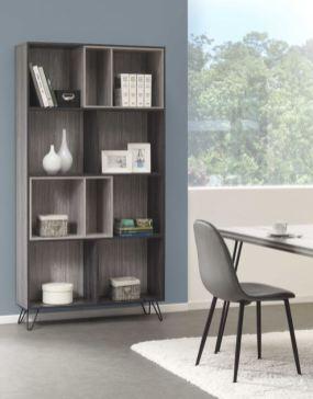 boekenkast voor in kantoor Lisette Schrijft
