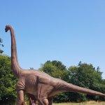Dino bij Jurassic Kingdom in Schiedam Lisette Schrijft