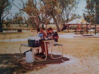 kamperen in Australie Lisette Schrijft