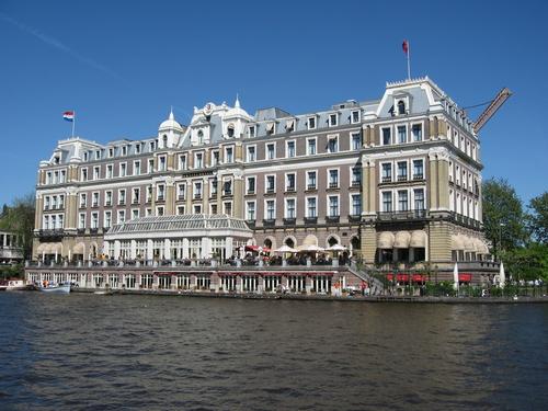 Minivakantie in Amsterdam en slapen in het Amstel hotel Lisette Schrijft
