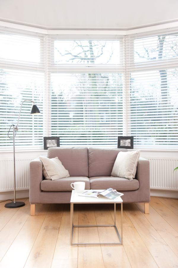 mooie raamdecoratie met genoeg lichtinval Lisette Schrijft