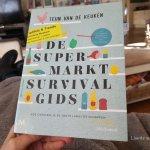 Boek de Supermarkt Survivalgids door Teun van de Keuken Lisette Schrijft