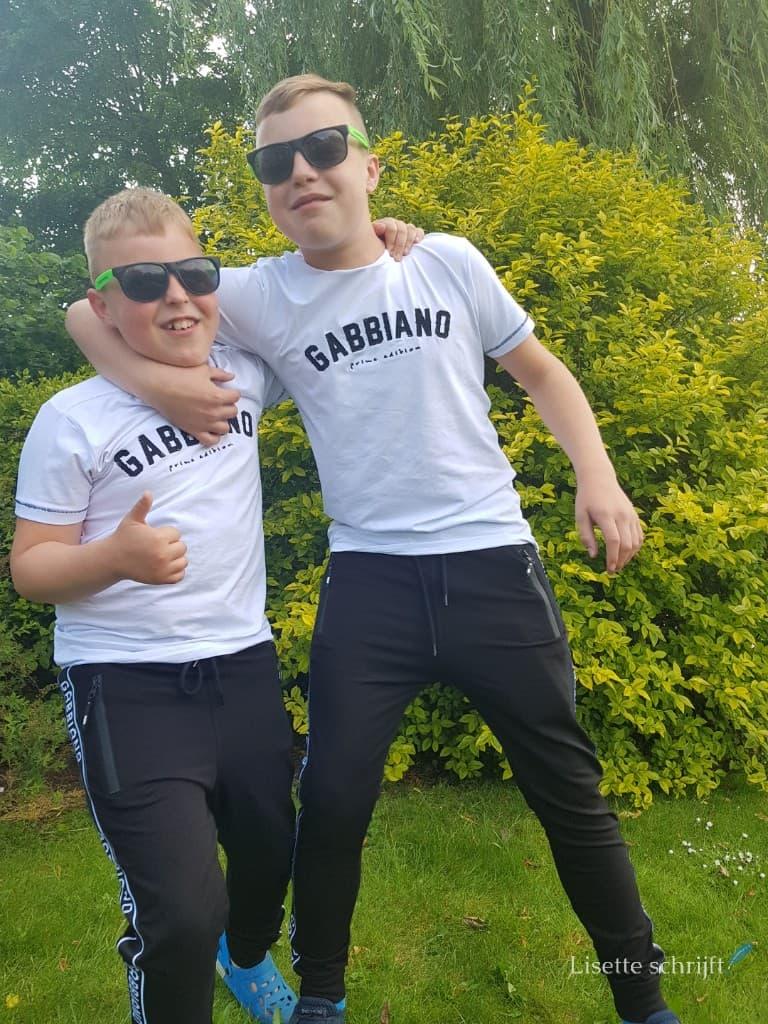 kleding van Gabbiano Boys