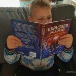 Boektip voor kinderen: Explorer Academy 2 – De Veer van de Valk