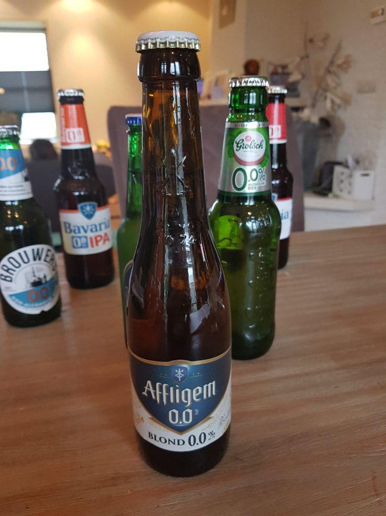 Affligem 0,0 lekker alcoholvrij bier