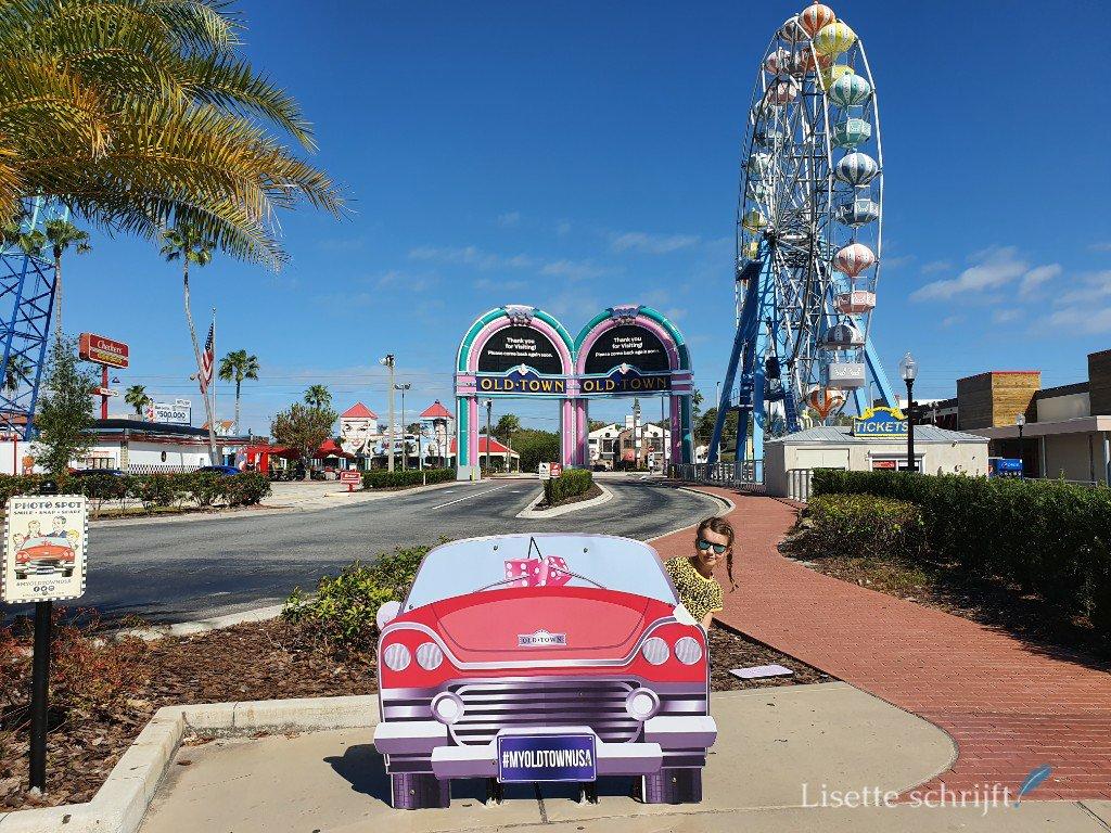 Old Town Kissimmee nabij Orlando