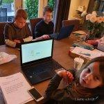 Zo gaat homeschooling bij een hopeloze moeder