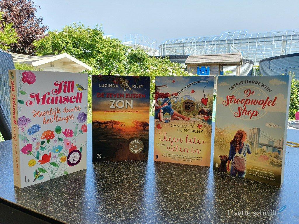 de leukste zomerboeken van 2020
