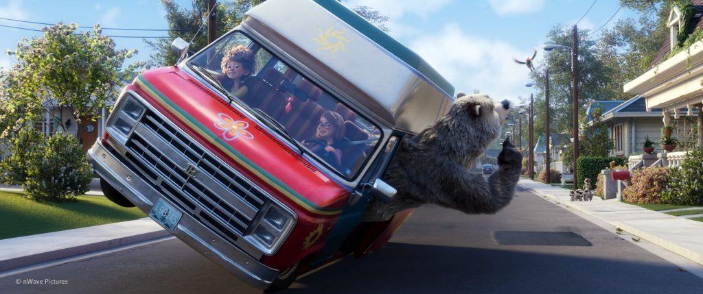 Bigfoot Family film