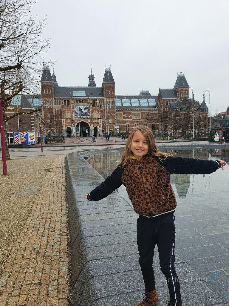 is het Rijksmuseum leuk met kinderen?