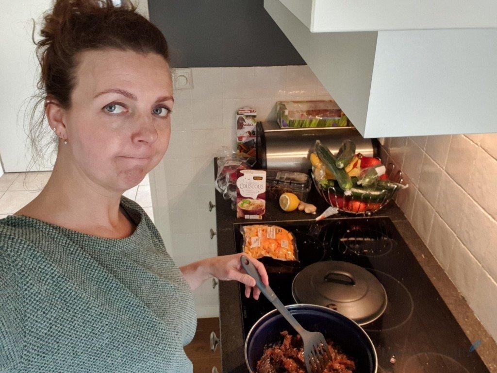 stoofvlees koken voor huisvlijt