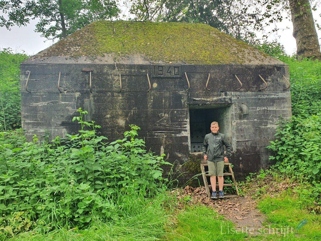 bunker bij Fort Everdingen