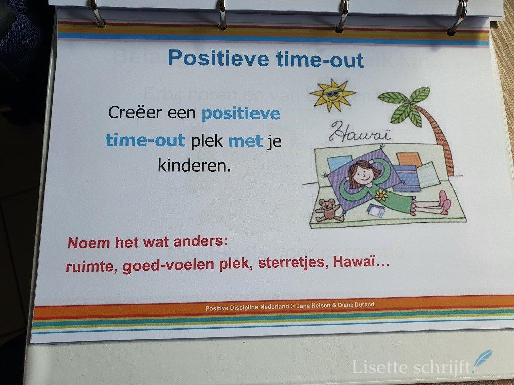 positive discipline werkboek